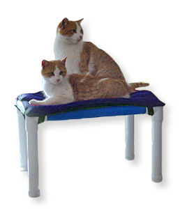 Feline Snoozers - Products - Single Bed Image